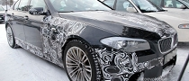BMW M5 to Only Use Automatic Gearbox?