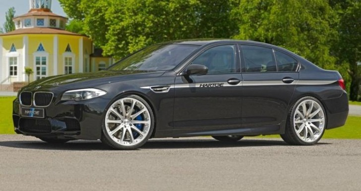 BMW M5 Tuned by Hartge Delivers 642 HP [Photo Gallery]