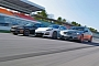 BMW M5 vs Mercedes E63 AMG vs Porsche Panamera Turbo S Test Drive