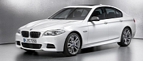 BMW M550d Sedan and Touring Introduced [Photo Gallery]