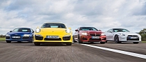 BMW M6 Competition Package 5 Seconds Faster than Nissan GT-R