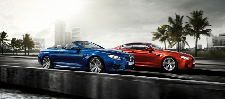 BMW M6 Coupe and Convertible Launched in Australia