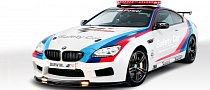 BMW M6 Coupe Safety Car for MotoGP Unveiled