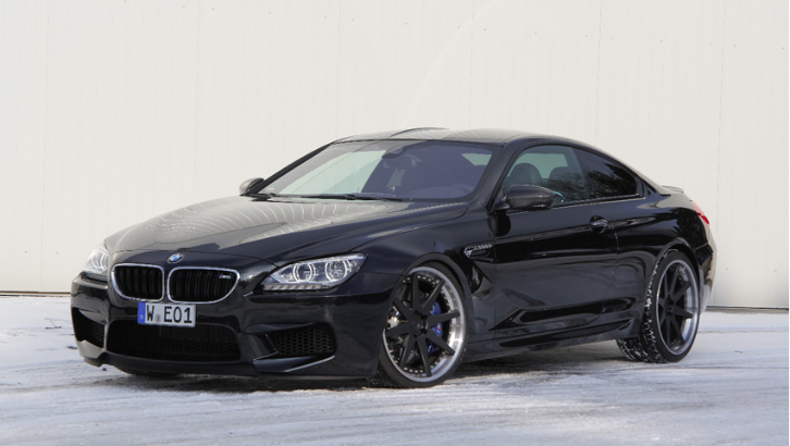 BMW M6 Coupe Tuning Program from Manhart [Video] [Photo Gallery]
