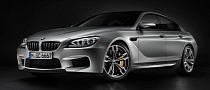 BMW M6 Gran Coupe Debuts in China, Pricing Released