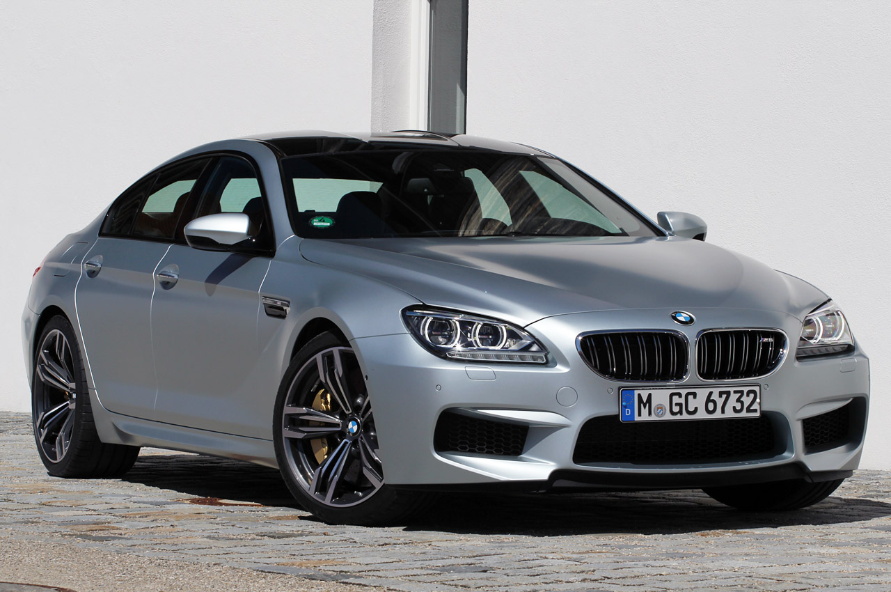 bmw m6 gran coupe first drive by autoblog autoevolution. Black Bedroom Furniture Sets. Home Design Ideas