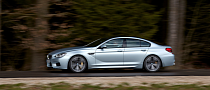 BMW M6 Gran Coupe First Drive by Autocar