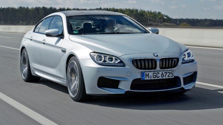 BMW M6 Gran Coupe First Drive by Top Gear