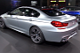 BMW M6 Gran Coupe in Detail at Geneva 2013 [Video]