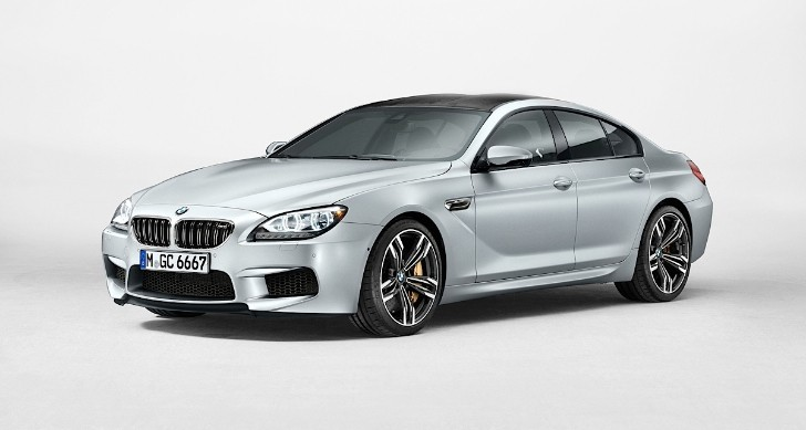 BMW M6 Gran Coupe Introduced in Australia