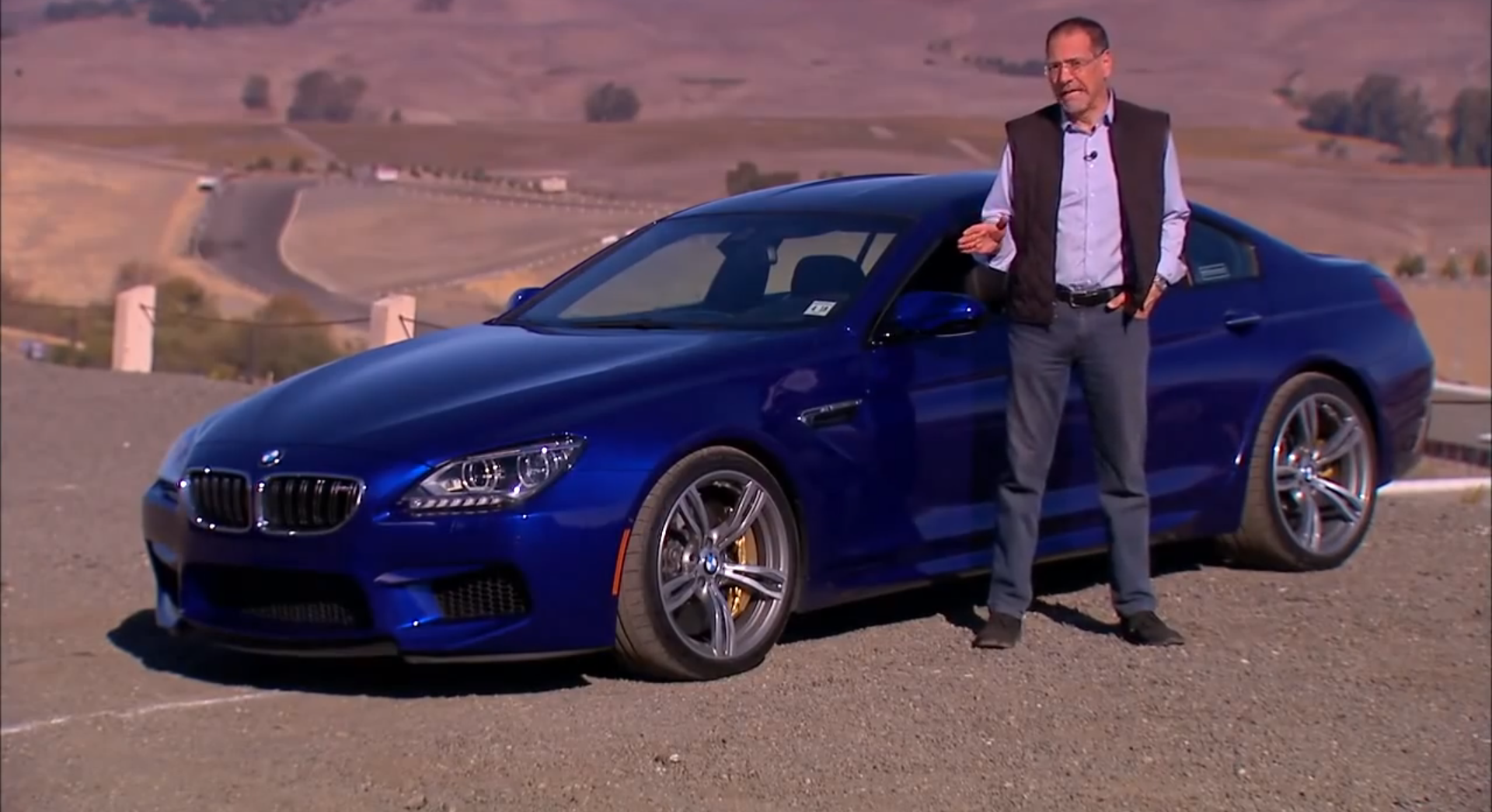 BMW M6 Gran Coupe Review By CNET On Cars