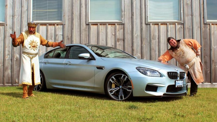 BMW M6 Gran Coupe Test Drive by Autos.ca [Photo Gallery]