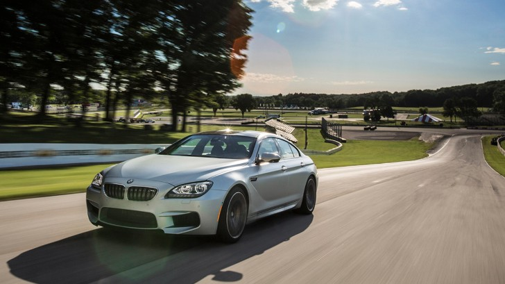 BMW M6 Gran Coupe Tested on 6 Tracks by Road&Track