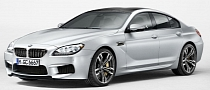 BMW M6 Grand Coupe Coming o Britain in May, Pricing Announced