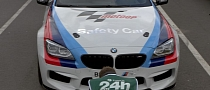 BMW M6 MotoGP Safety Car Real Life Photos