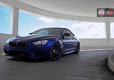 BMW M6 on HRE Wheels Turns Heads Standing Still [Photo Gallery]