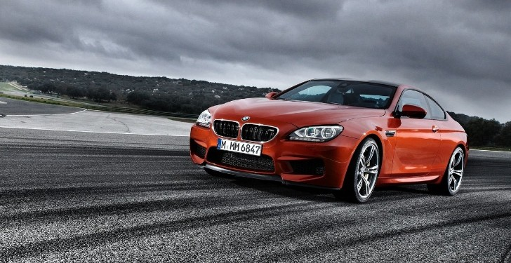 BMW M6 Receives Akrapovic Exhaust System