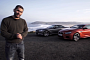BMW M6 vs SL63 AMG - Chris Harris Doesn't Take Sides [Video]