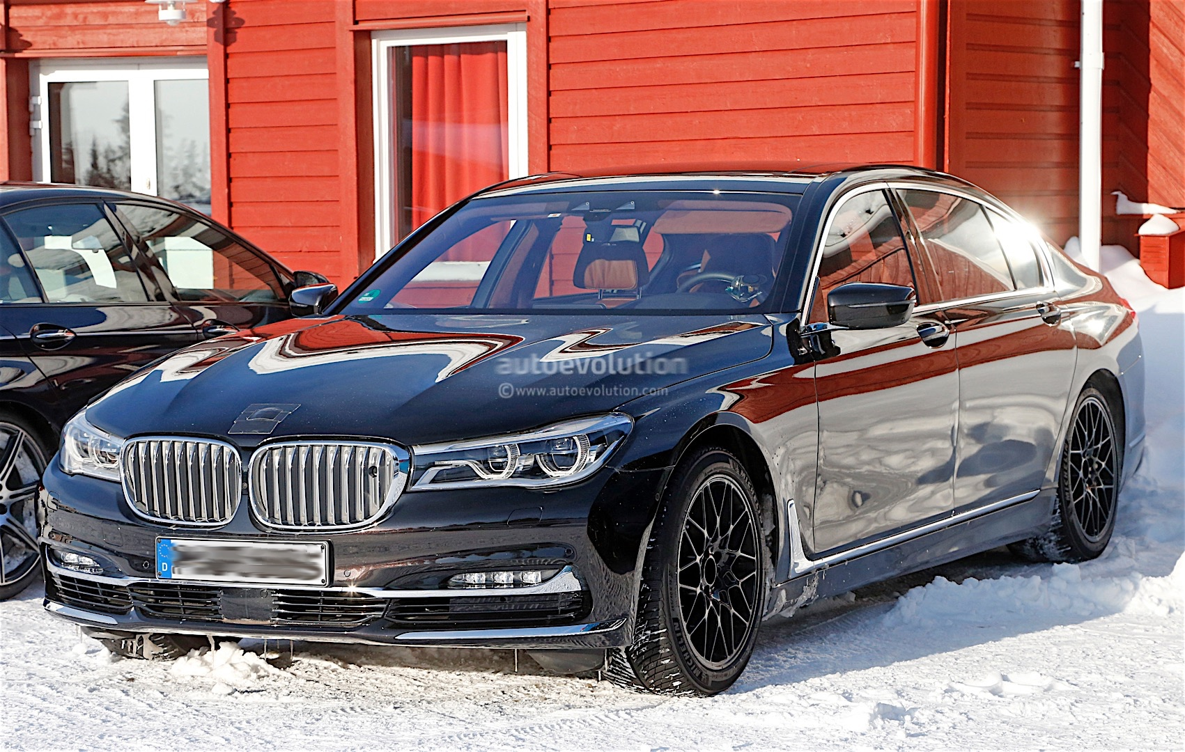 2018 BMW M7 Prototype Revealed in Latest Spyshots ...