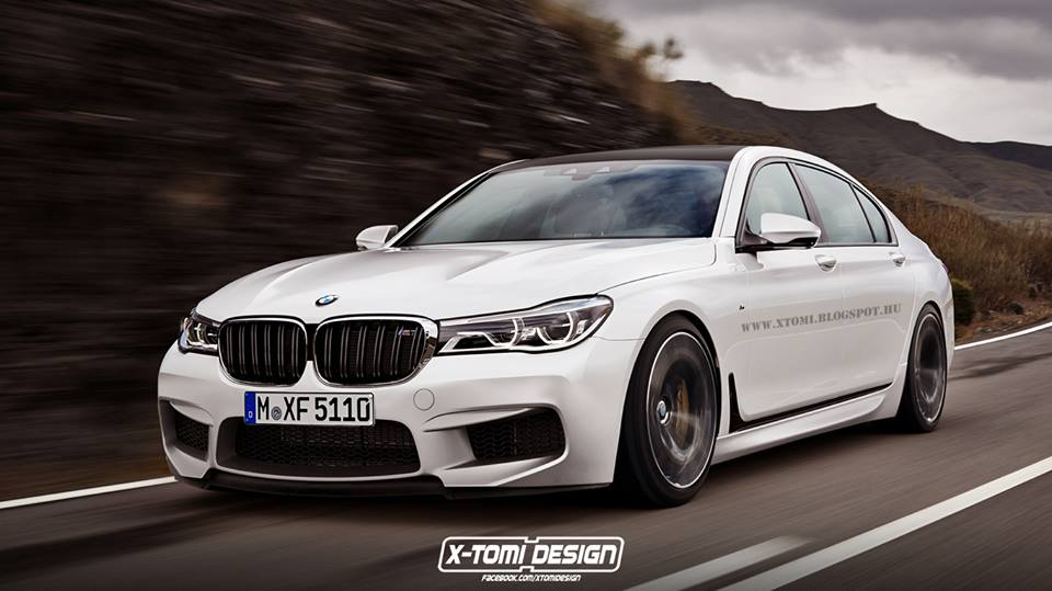 BMW M7 Trademark Application Sparks Rumors About New Flagship ...