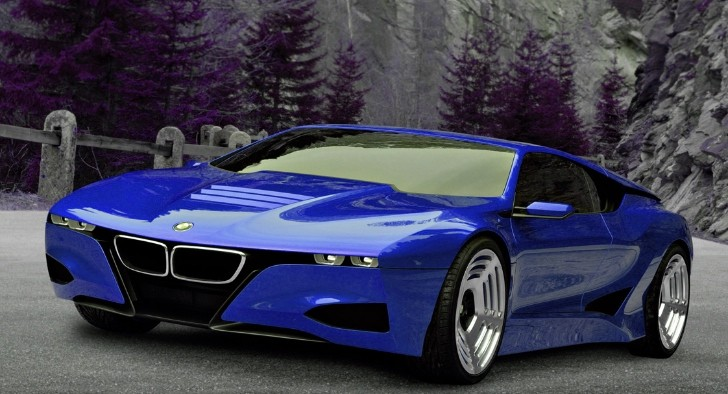 BMW M8 Supercar Coming in 2016 With 600 HP
