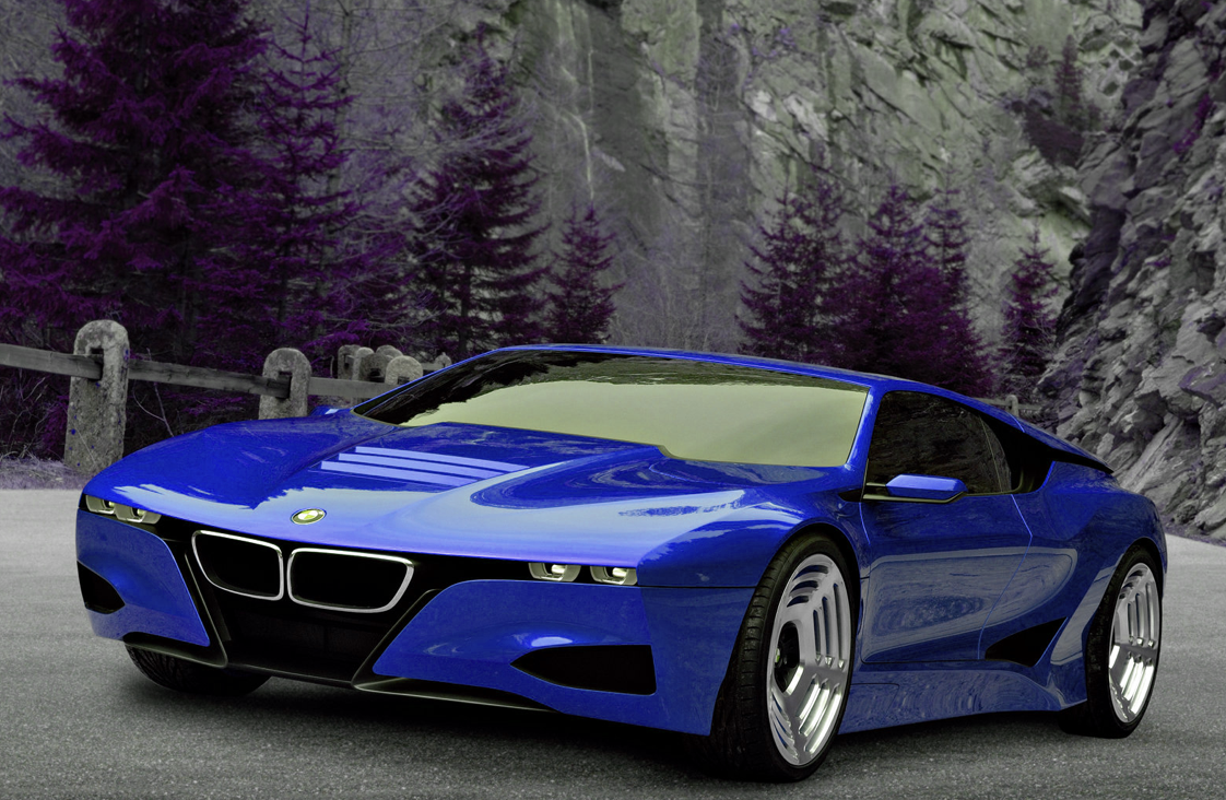 Bmw M8 Supercar Coming In 2016 With 600 Hp Autoevolution