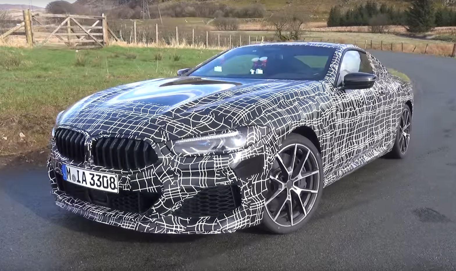 Nové BMW M850i xDrive Coupé