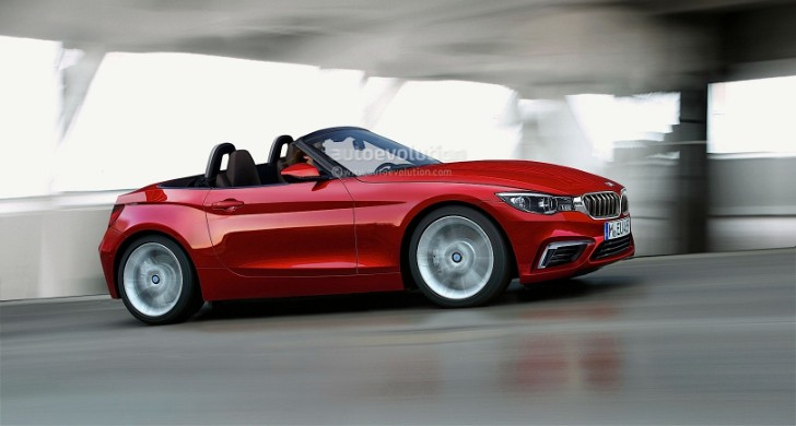 BMW Might Release the new Z2 in 2016