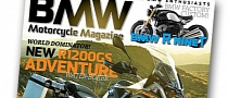 BMW Motorcycle Magazine, 2013 Winter Out Now