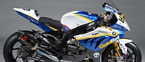 BMW Motorrad GoldBet Shows 2013 SBK S1000RR [Photo Gallery]