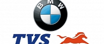 BMW Motorrad Rumored to Team Up with TVS