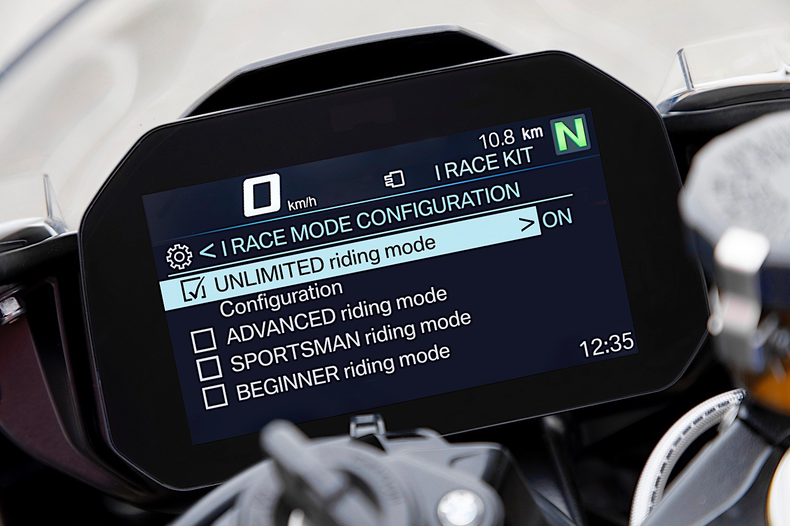 BMW Motorrad S 1000 RR Gets Autonomous Race Software for
