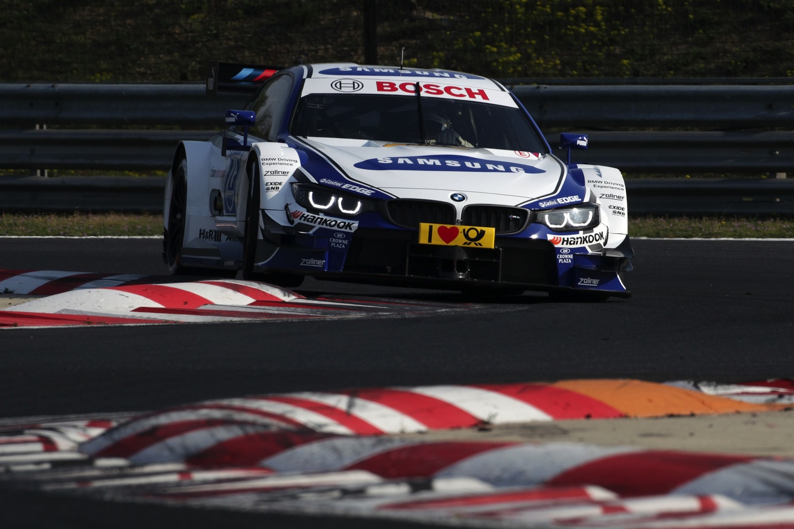 Bmw Motorsport Signs Deal With Mahle For 2014 Season