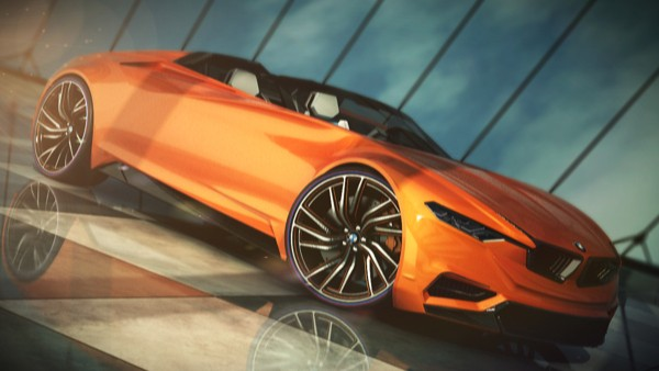 BMW MZ8 Envisioned [Video][Photo Gallery]