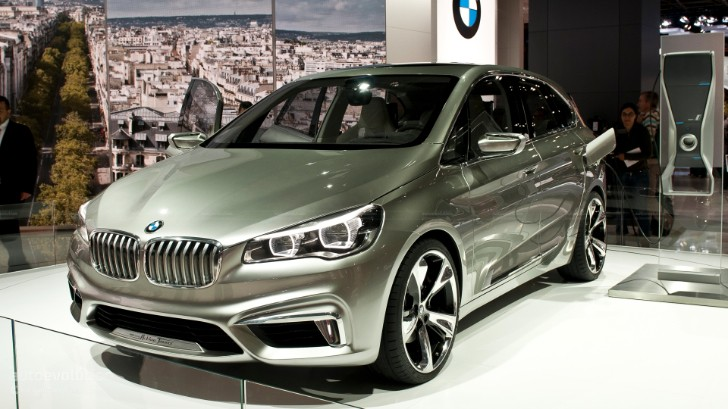 BMW New Front Wheel Drive Cars Officially Confirmed for 2014
