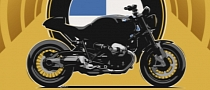 BMW NineT Streetfighter Announced for October 16
