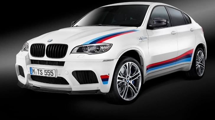 BMW Officially Unveils X6 M Design Edition