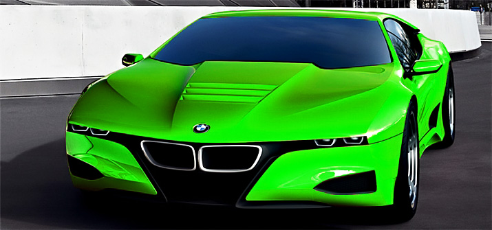 BMW Planning Green Supercar - autoevolution