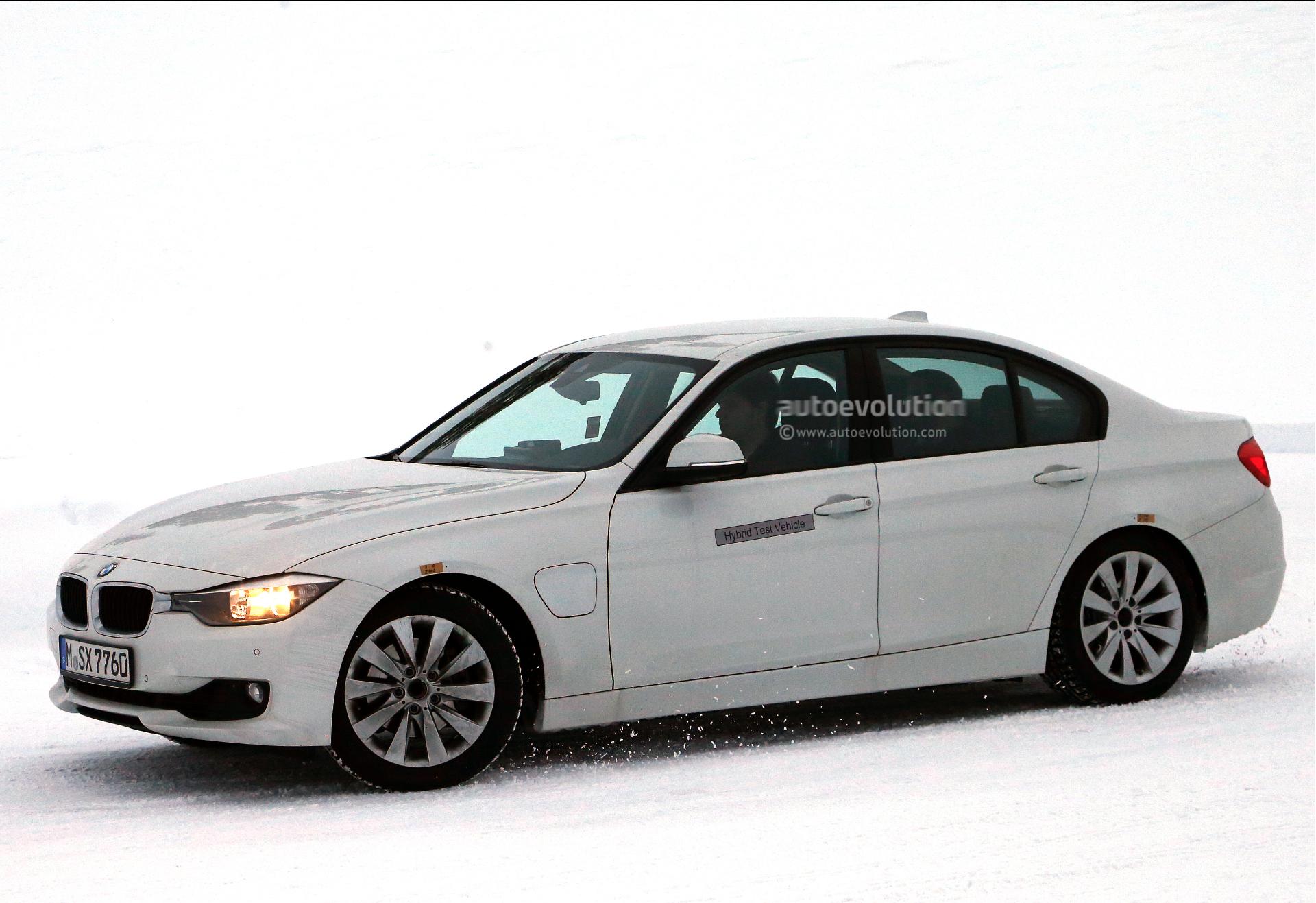 BMW I8 Mpg >> BMW 3 Series Plug-In Hybrid: 245 HP and 117 mpg ...