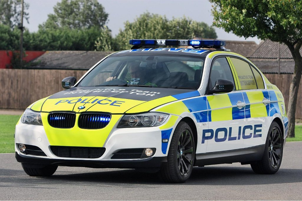 Bmw Police Cars And Motorcycles To Keep Uk Safe Autoevolution