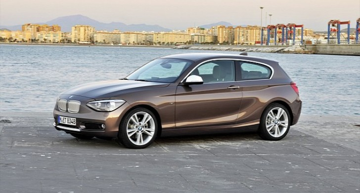BMW Ponders Fighting Audi A3 Sedan with 1 Series Saloon