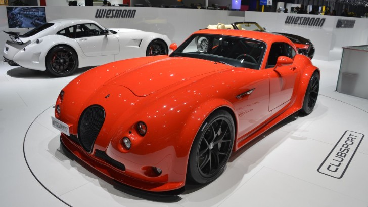 BMW Powered Wiesmann Unveiled at Geneva [Photo Gallery]