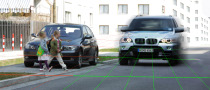 BMW Present Car-2-X Communication - Enhanced Safety via Radio Signals