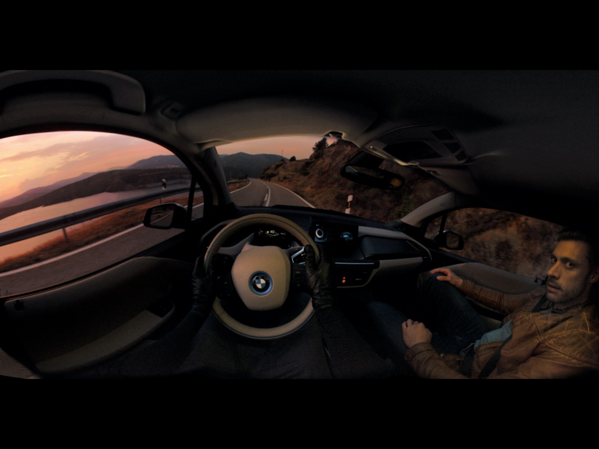 Bmw Presents Become Electric The Best App Ever Made Autoevolution
