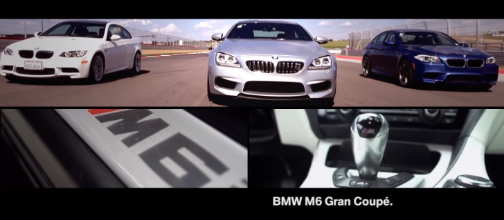 BMW Presents: M Track Days 2013 Summary [Video]