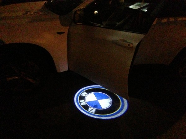Bmw Projection Door Lights Available At Restyle It Canada