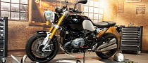 BMW R nineT Production Starts [Photo Gallery]