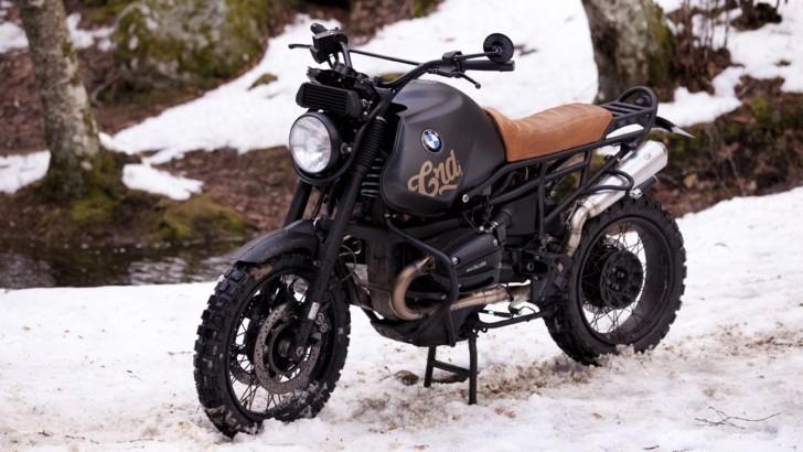 r1150gs cafe racer?! | adventure rider