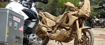 BMW R1200GS vs Honda Africa Twin