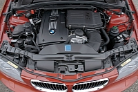 BMW 135i engine